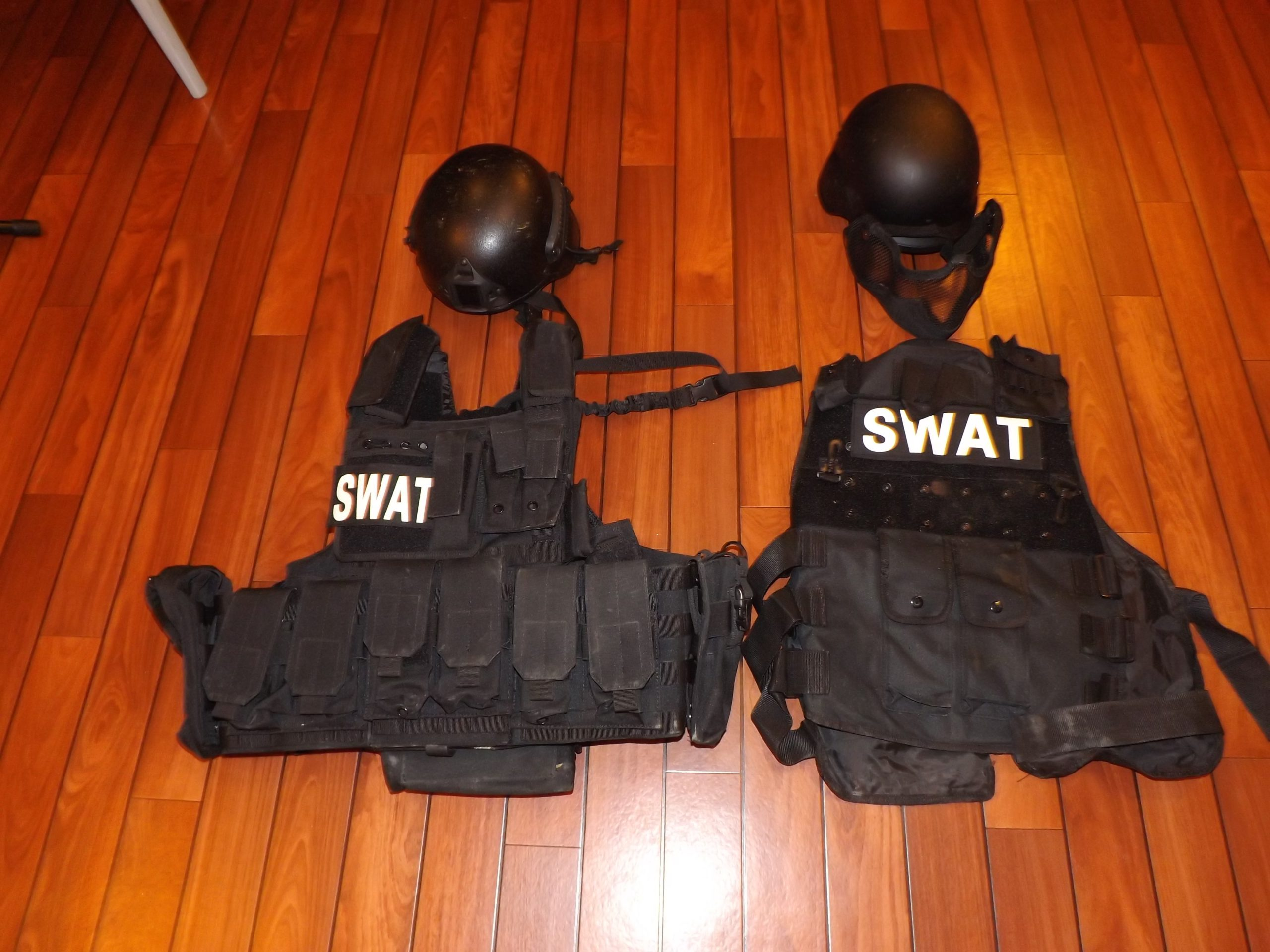 Equipement complet pour Airsoft