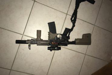 Vends M4 ASR112 APS