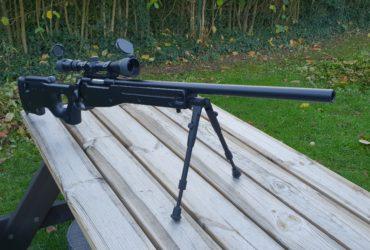 Snipe 1.9 joule équipé