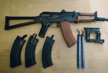 VFC AK74 SU
