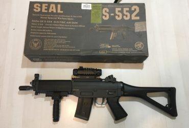 Réplique S-552 SEAL (WORKS J.G.)