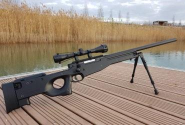 Fusil Sniper Airsoft + Accessoires