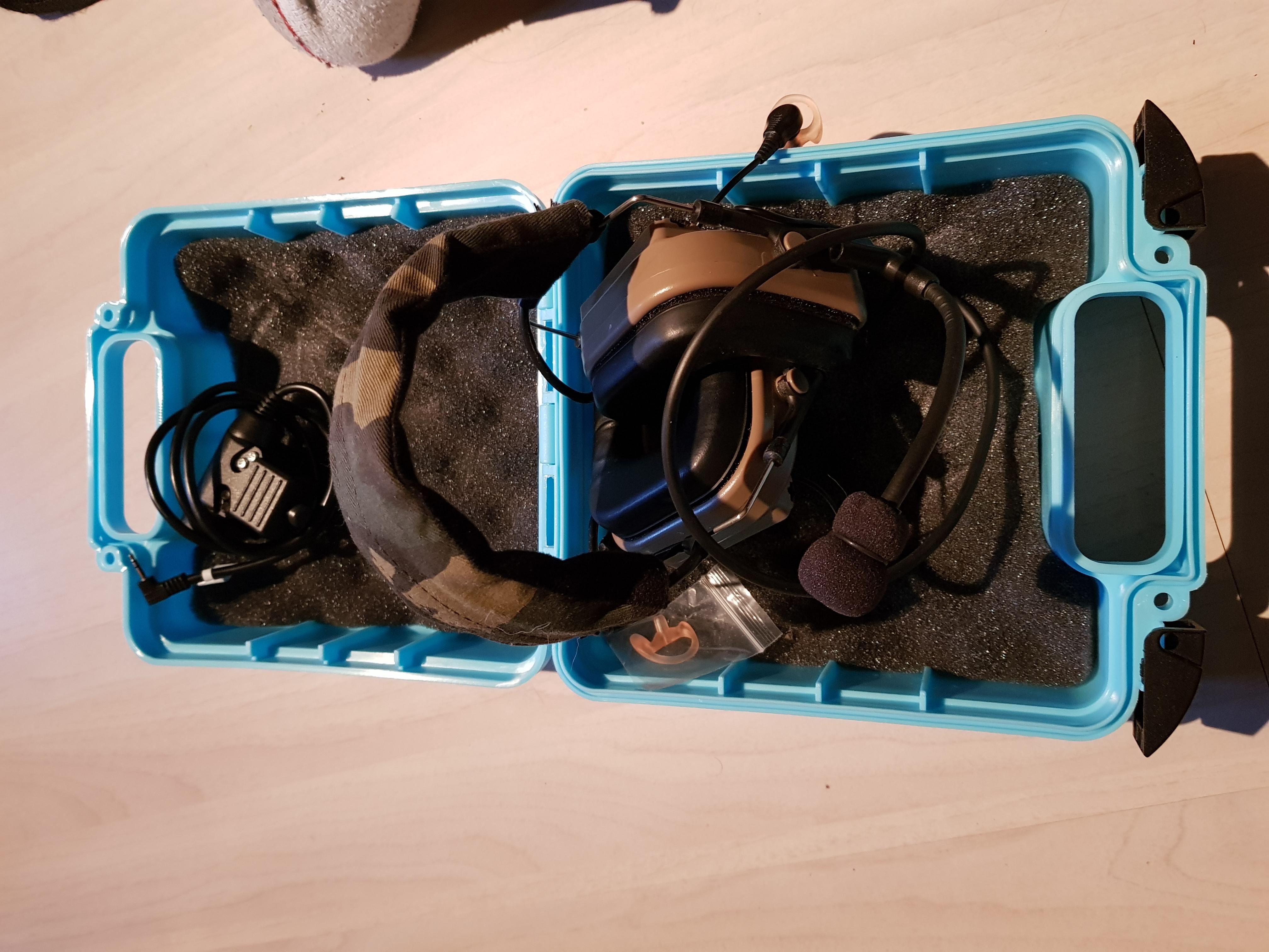 Casque Audio Occasion Airsoft