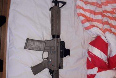 M4 G&G Magpul GBBR