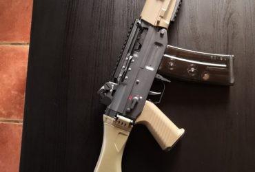 SIG 552 ICS
