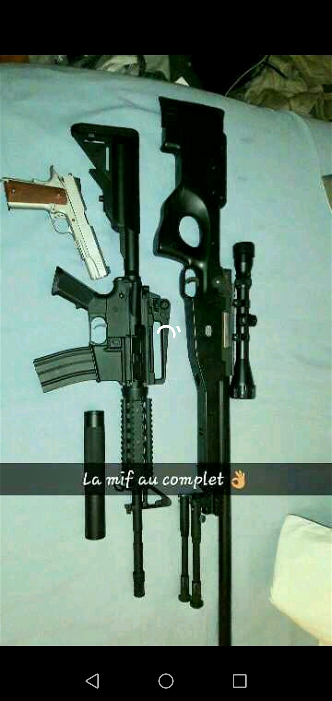 Unité ou lot de 3 airsoft