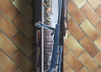 sniper X9 + fusil à pompe