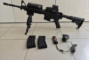M4 RIS ULTRA GRADE + accessoires