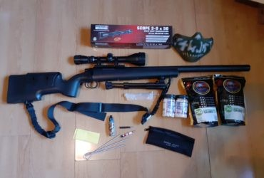 Vend Kit Sniper airsoft