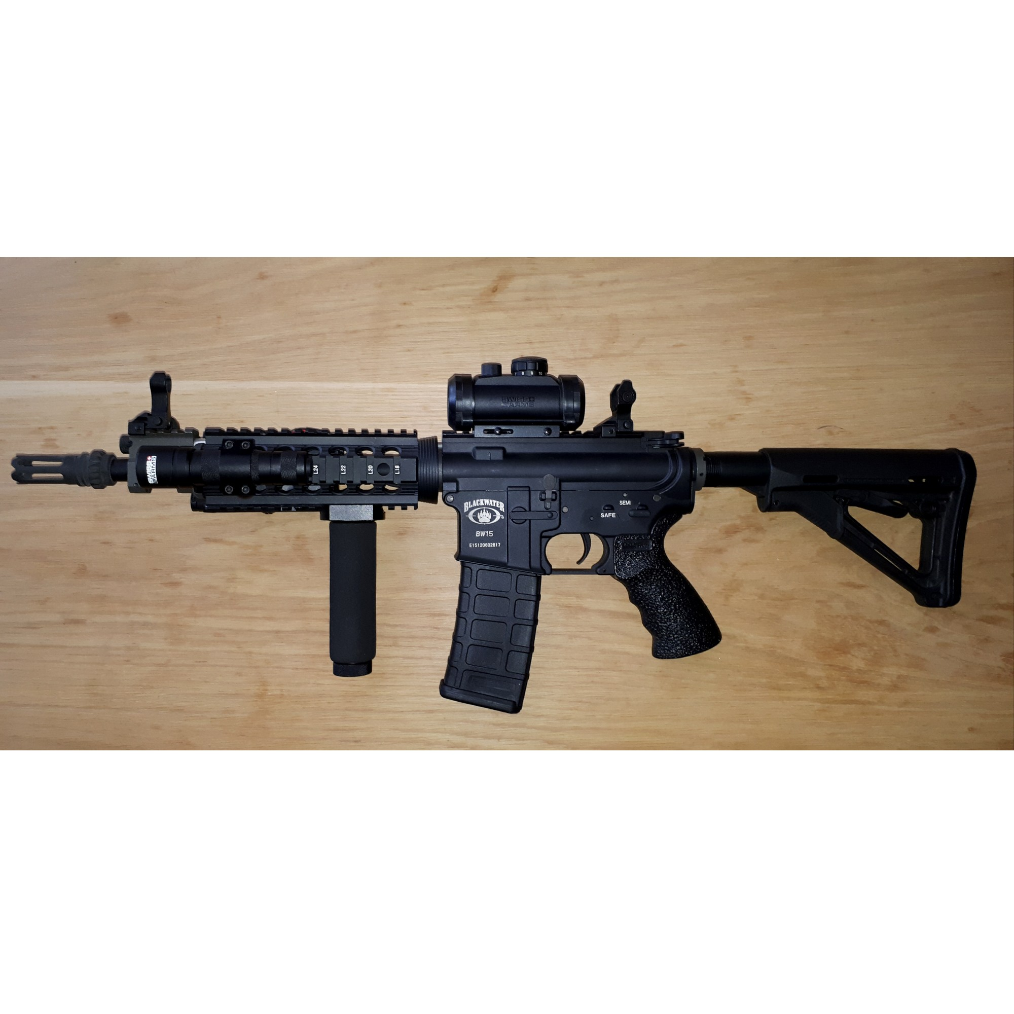 King arms Blackwater BW15  CQB