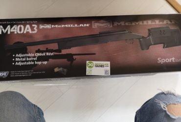 Réplique sniper m40a3