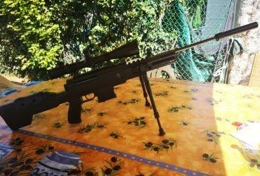 Carabine sniper black ops tactical