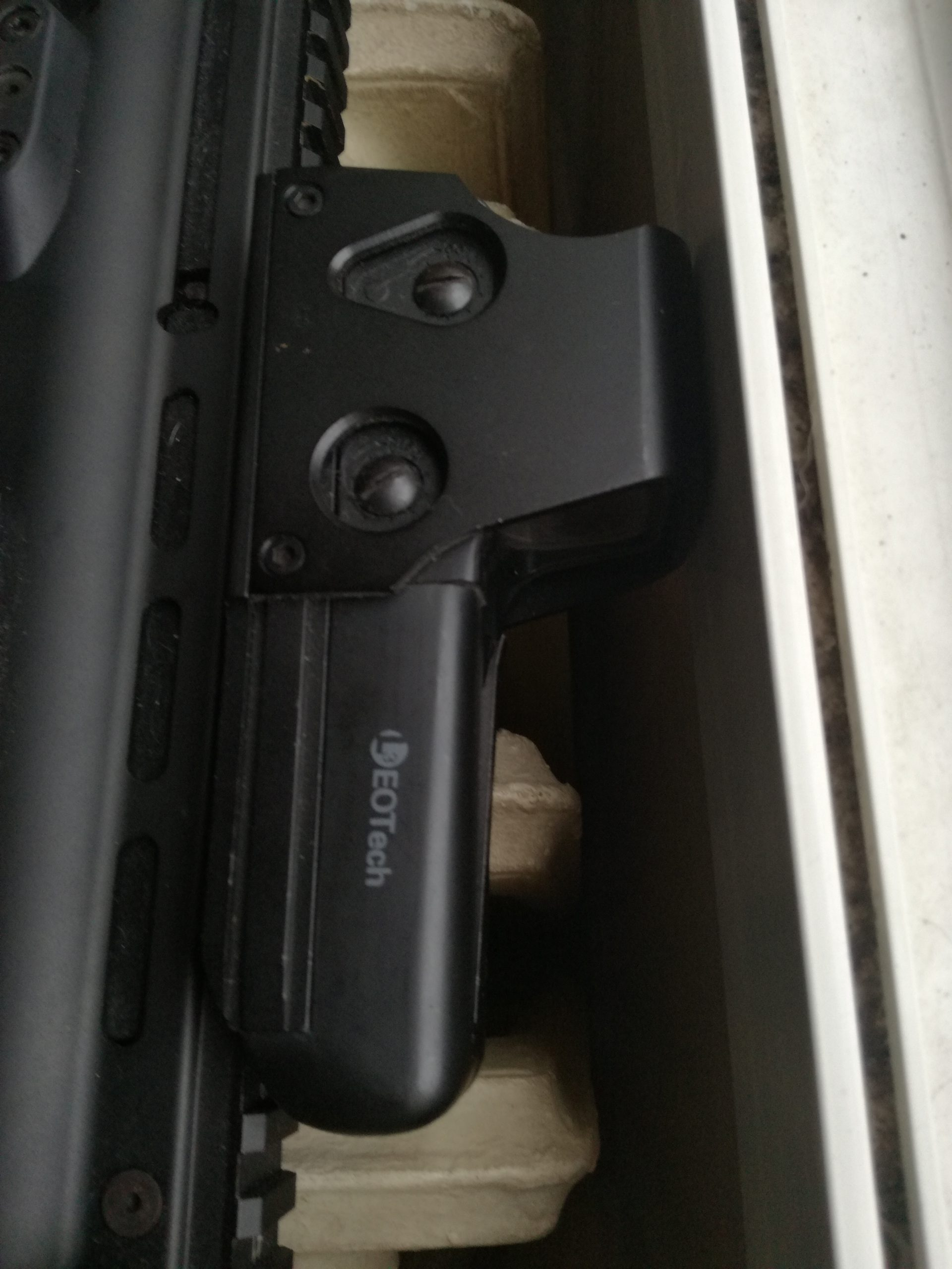 Airsoft Scar H + viseur Holo