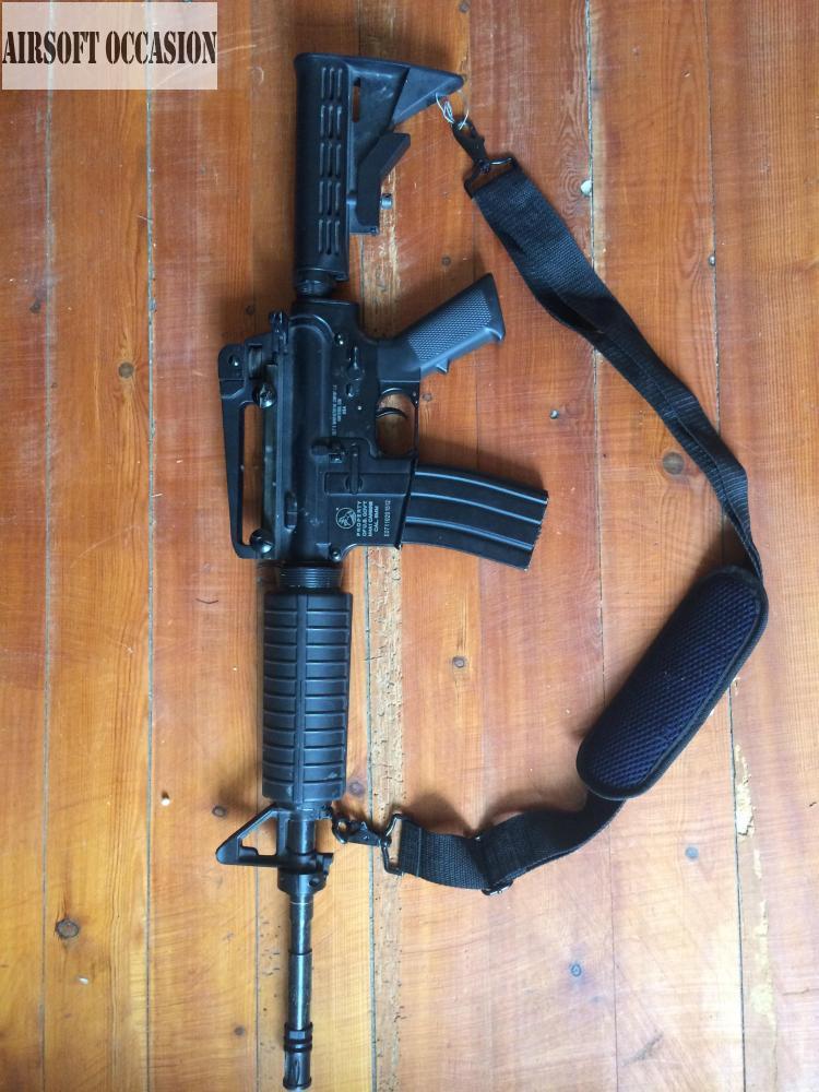 M4A1 + accessoires, sans batterie
