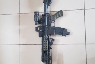 We Hk 416  full  upgrade