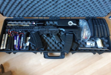 M4 PTW Base Systema Custom
