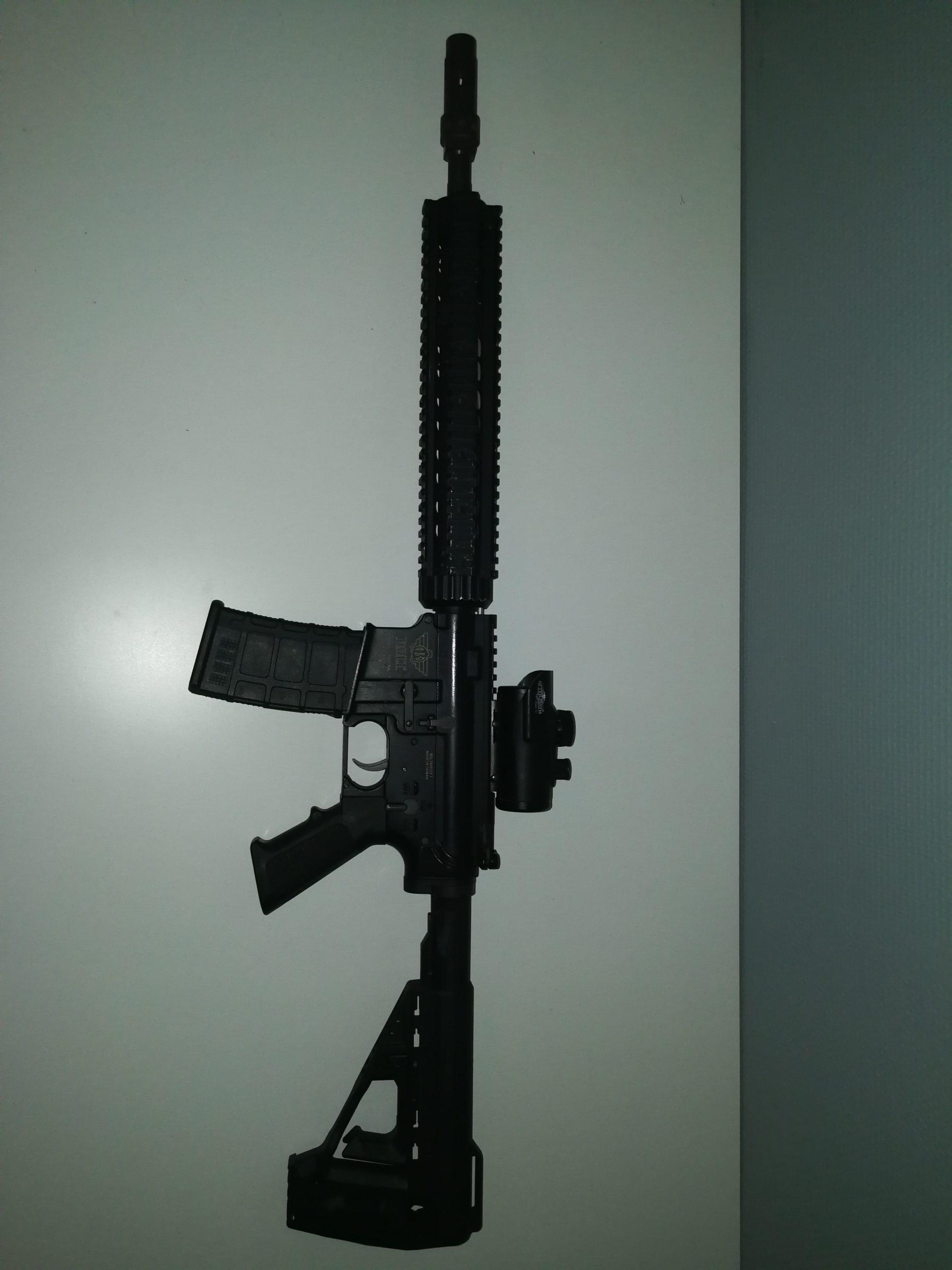 Bolt M4 custom