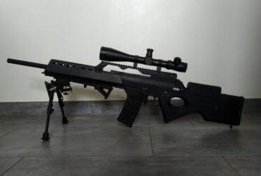 Réplique AEG type SL9 + matériel
