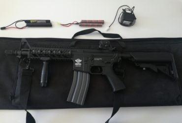 Pack Cm16 raider AEG G&G