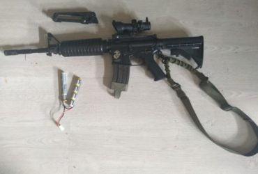 M4a1 avec accessoires