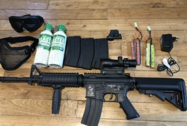 Réplique M4 CQBR Colt