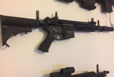 M4 GBBR G&P WOC SR-16