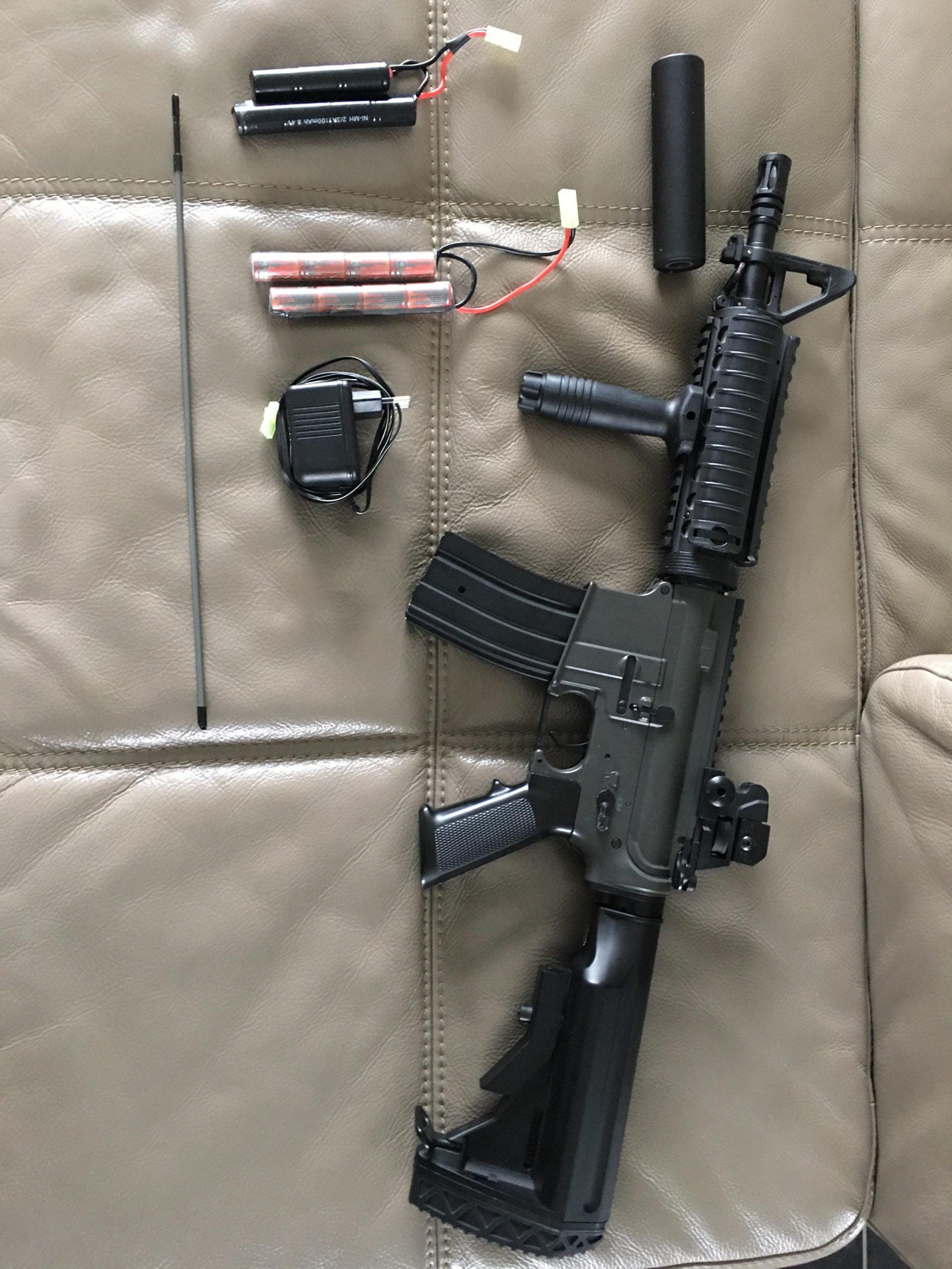 M4 CQB ABS