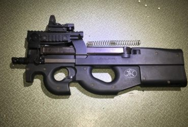 P90 FN Herstal Tactical pro NYLON- KING ARMS