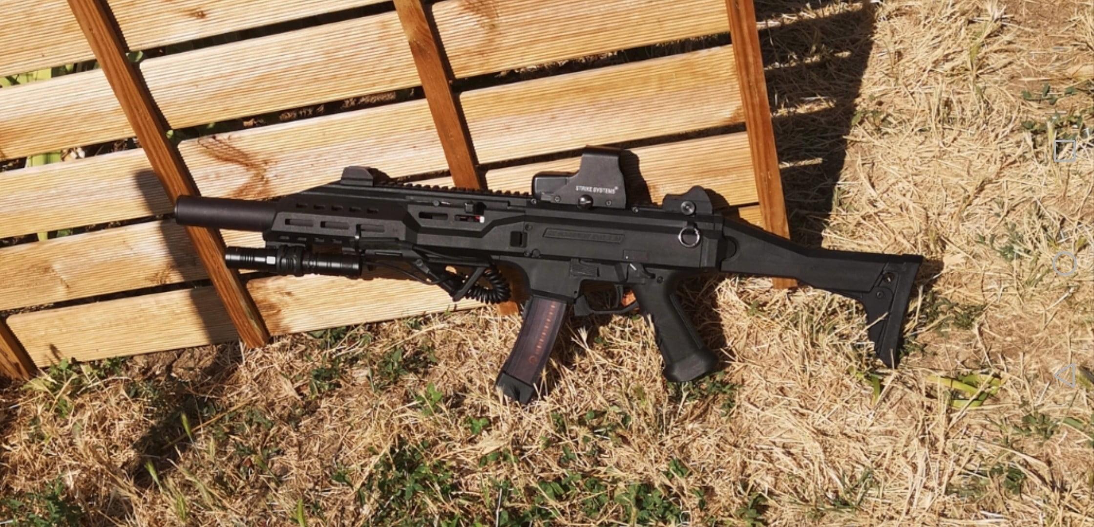Scorpion Evo 3 BET