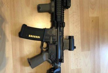 Systema M4-A1 custom CQB