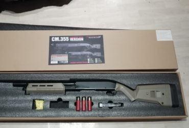 M870 cyma (CM 355M) full metal