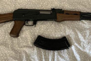 Ak47 blowback métal et Bois