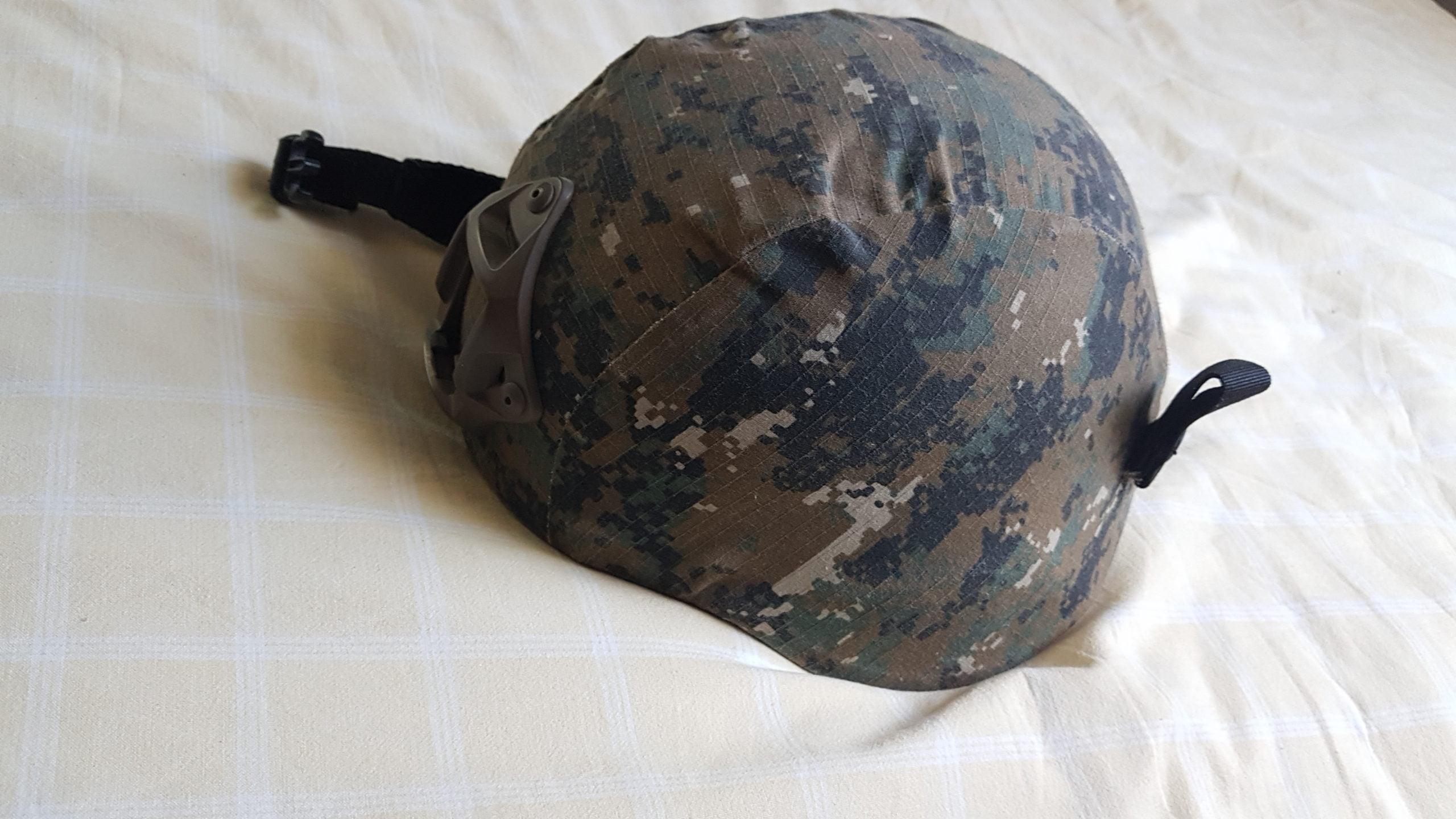 Casque airsoft soldat armée américaine