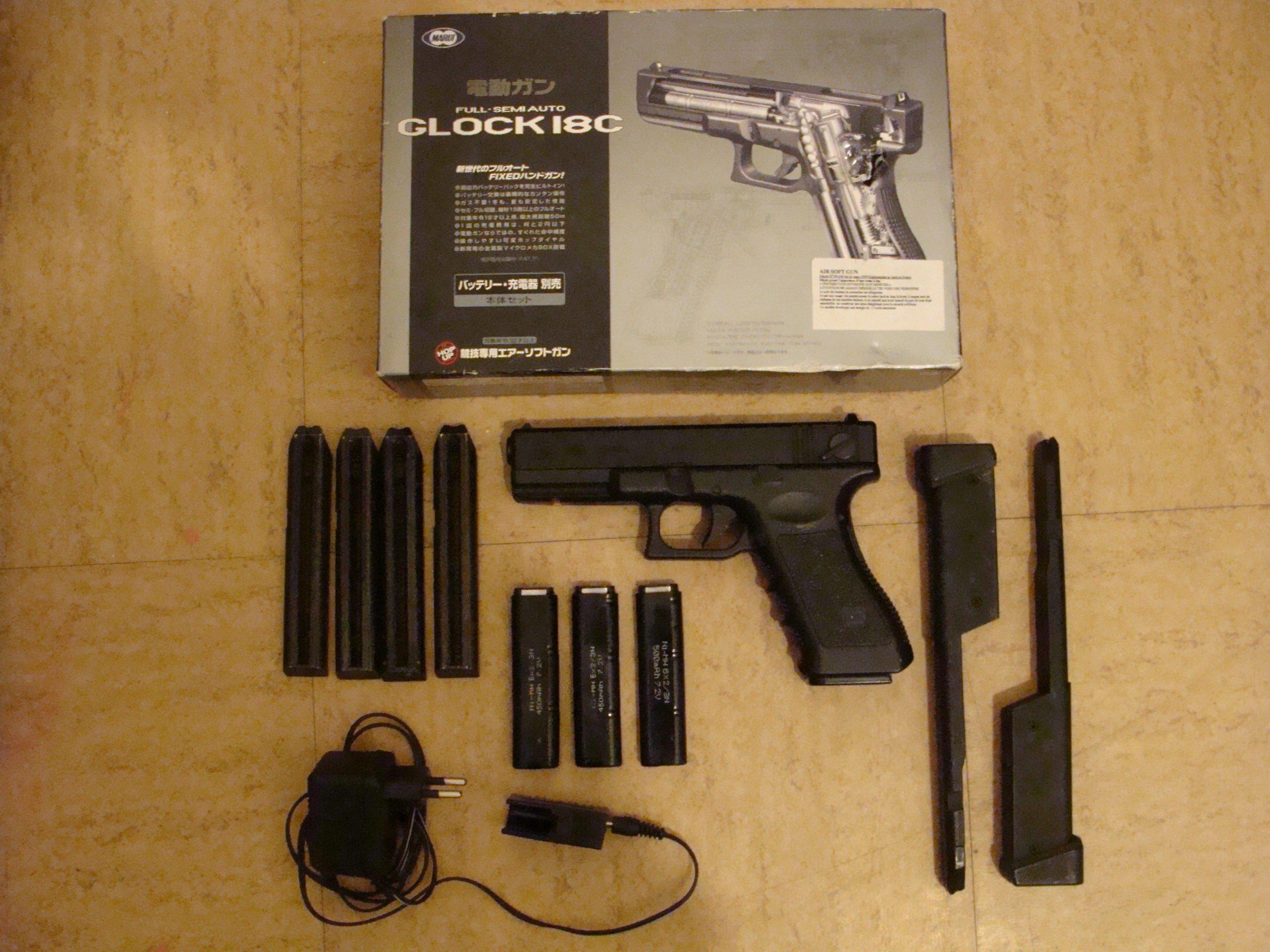 Glock 18C Marui