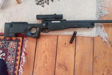 snipe L96 + Lunette