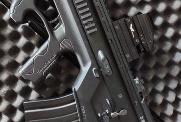 WE SCAR L MK16 (Cybergun) full upgrade