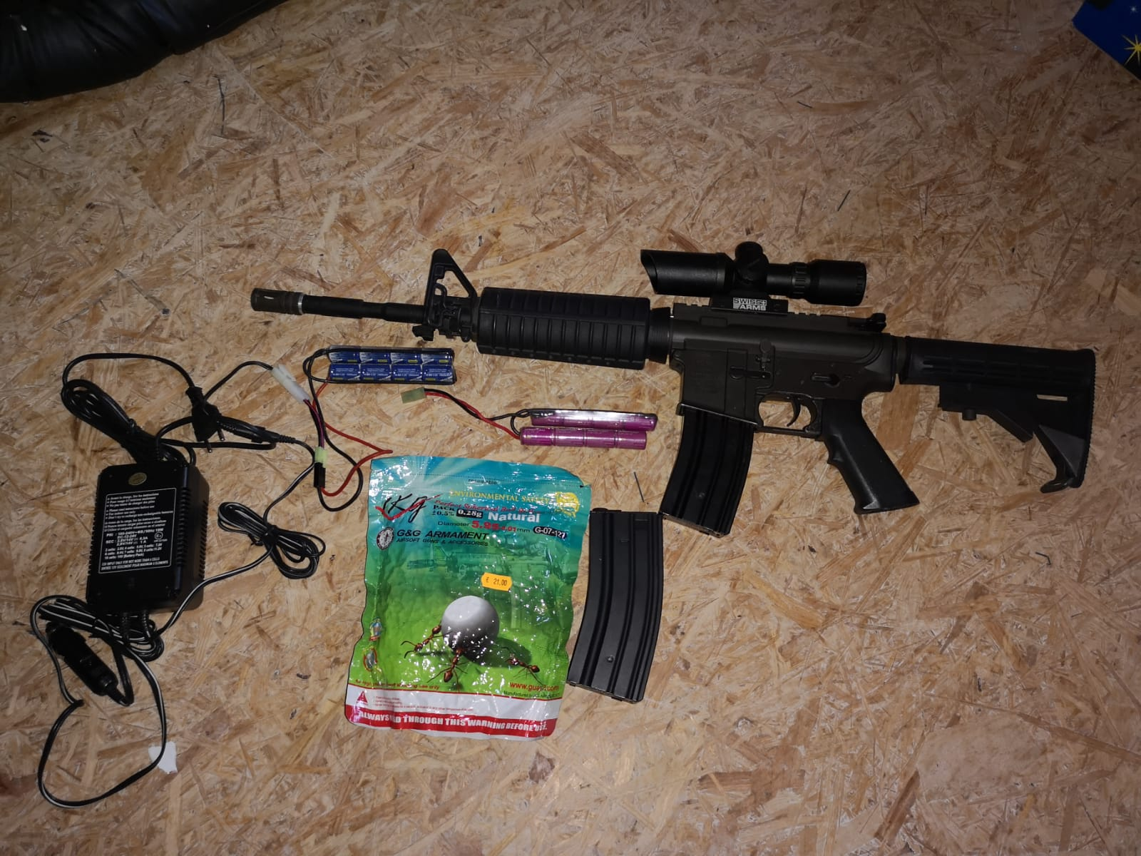 M4A1 airsoft