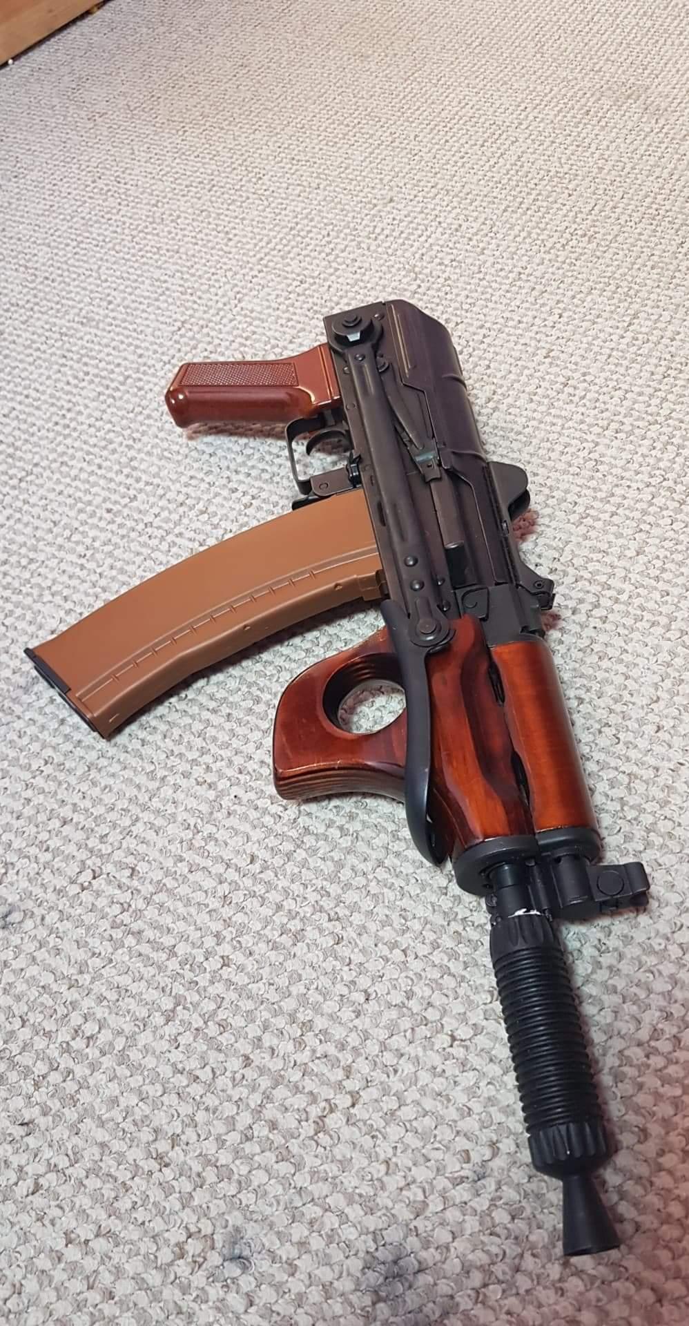 Ak 74 MSU