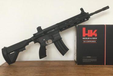 Réplique H&K 416 D VFC V2 UMAREX AEG
