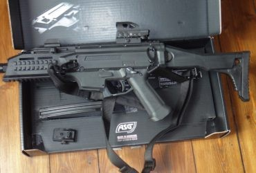 CZ Scorpion  EVO 3 A1 – ASG