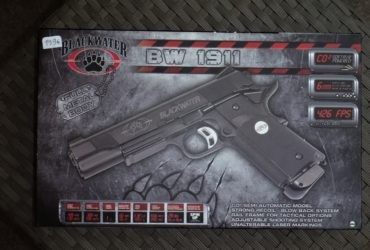 Colt 911 Blackwater Cybergun Sold out !