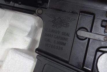 M4 Navy Seals MOD 2 Keymod GBBR – GHK ! Coome neuf !!!!
