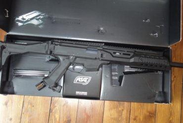 CZ Scorpion Carabine EVO 3 A1 – ASG
