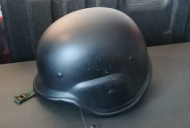 Réplique casque PASGT noir