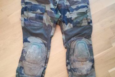 Pantalon avec renfort aux genoux Centre Europe