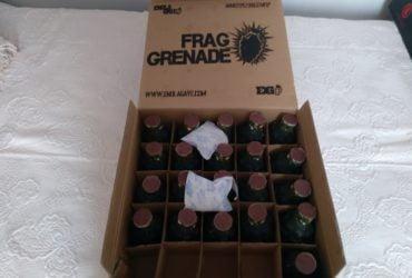 grenade pyro