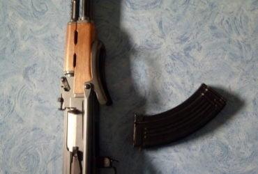 AK-47 électrique semi et full auto