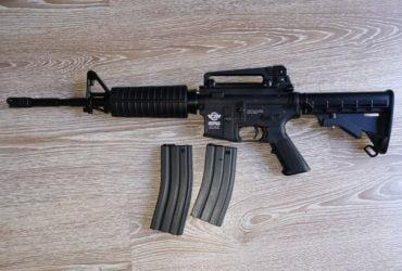 M16 Combat machine