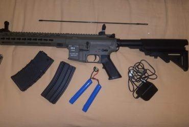 CA4 KM10-M4  Classical Army
