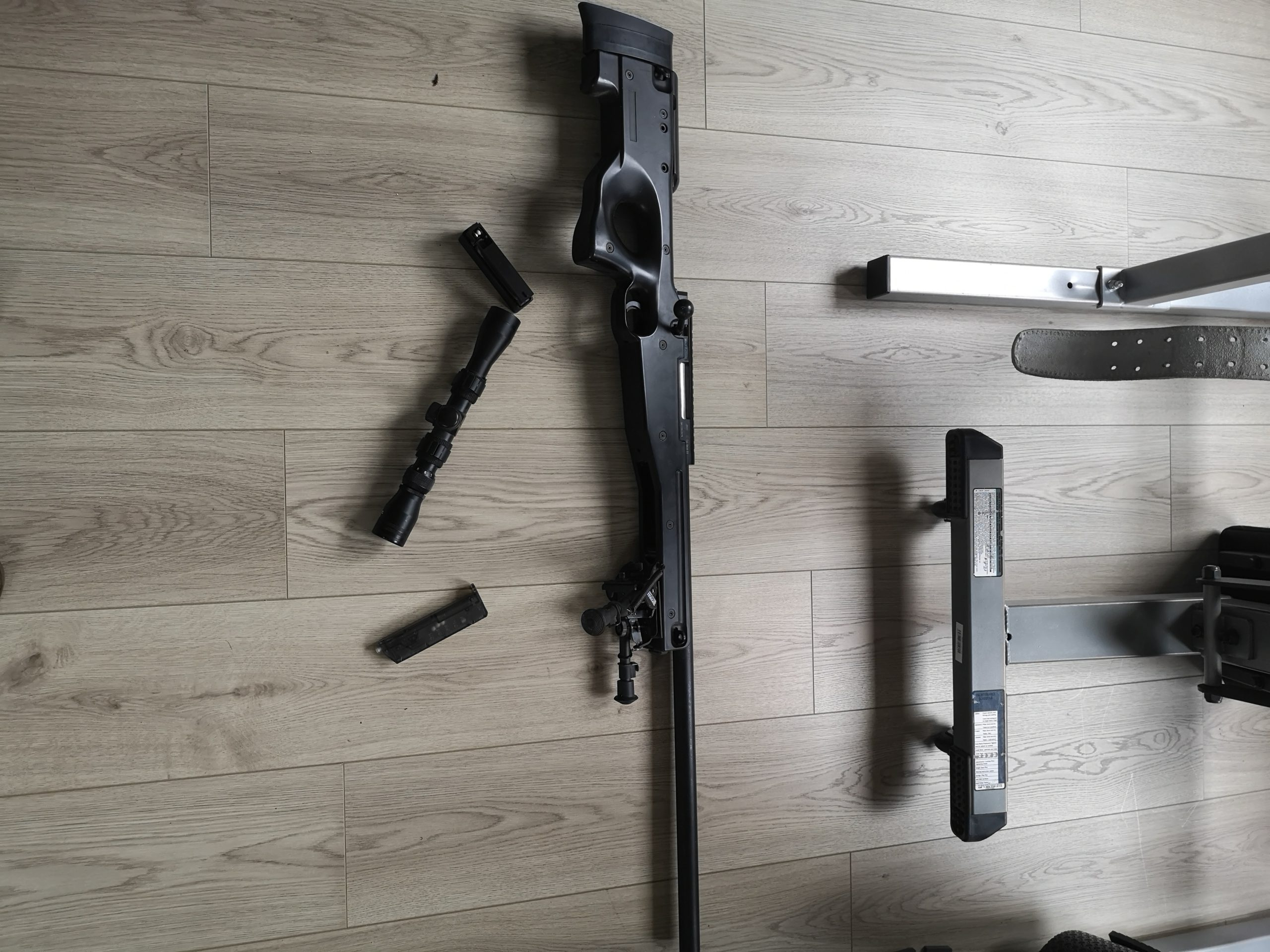 Mauser tactical